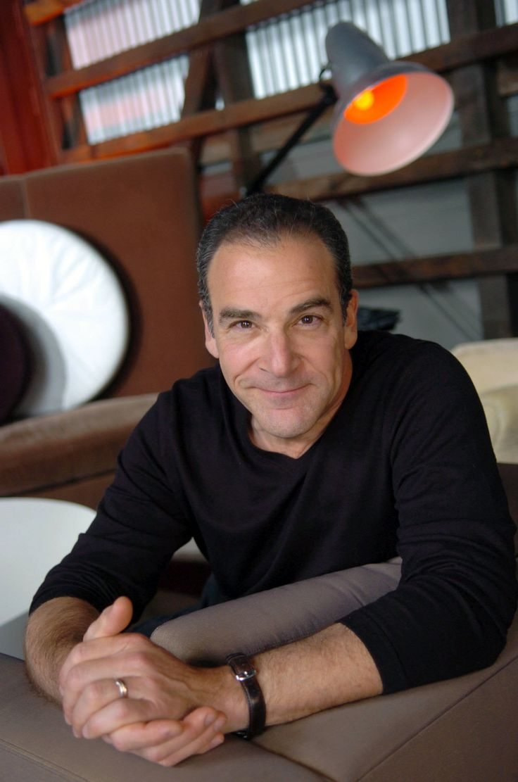 Mandy Patinkin~Kindest eyes & voice EVER <3
