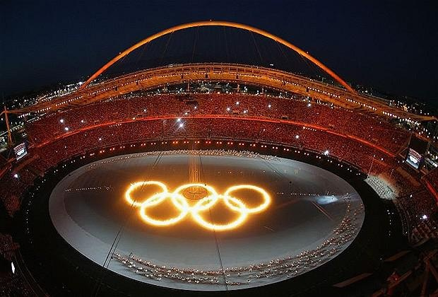 2004 Summer Olympic Opening Ceremony - Athens