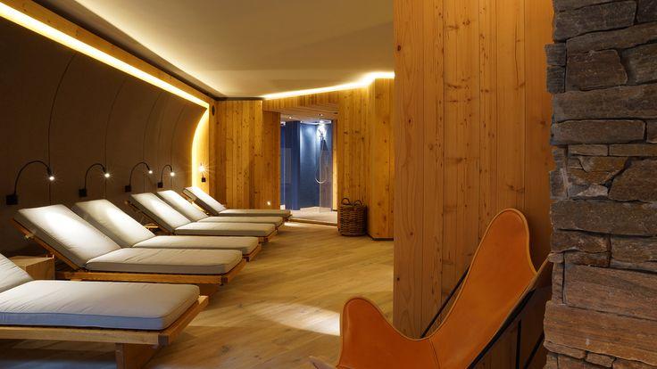 Sauna und Entspannung / Haus am Fang *** Hotel Garni St. Anton am Arlberg, direkt an der Skipiste