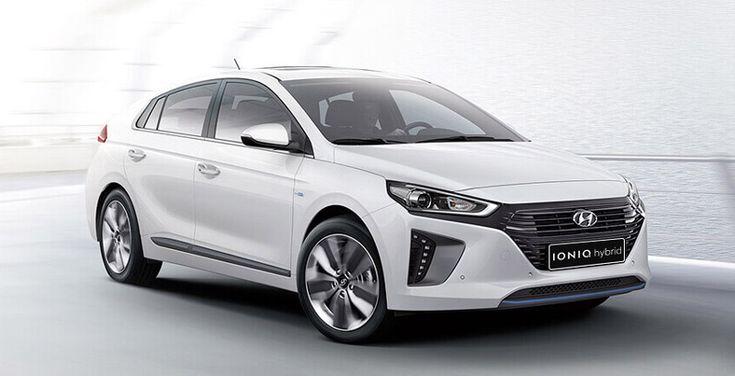 2019 Model Hyundai Ioniq Hybrid Ozellikleri Ve Fiyat Listesi Goruntuler Ile Arac Hibrit Dis Tasarim