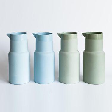 Lenneke Wispelwey Ceramics : Mr Right Carafe: Remodelista