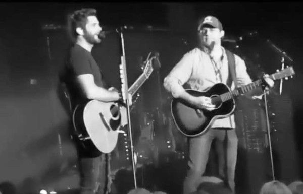 """Thomas Rhett and His Dad Sing """"That Ain't My Truck"""" and """"Boys 'Round Here"""""""