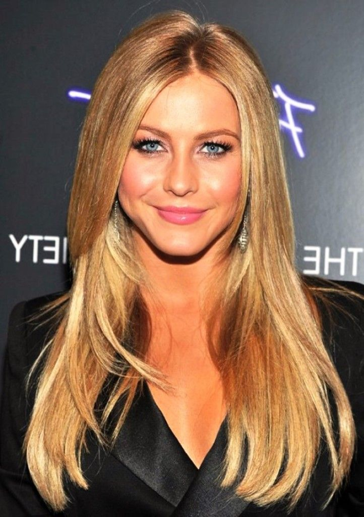 Cool Long Haircuts For Women for round face