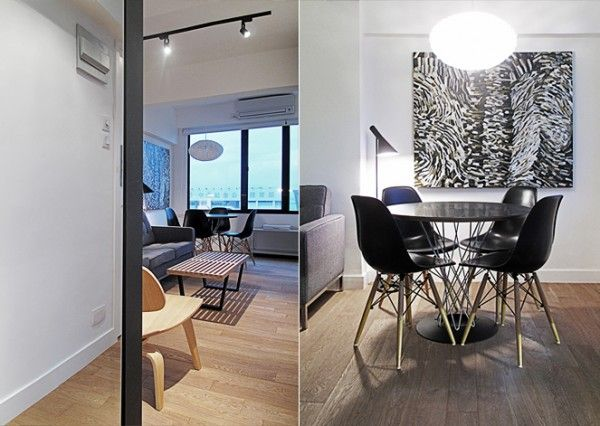 Best Interior And Homes I Love Images On Pinterest - Hong kong small house design