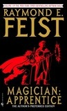 Raymond E. Feist Midkemia Series - This is the first one and where you should start.  Great reads!
