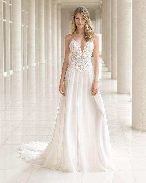 Haute-Couture-Brautkleider, die in unserem Atelier kreiert werden, um die weibliche Figur in ihrer ganzen Pracht zu unterstreichen.