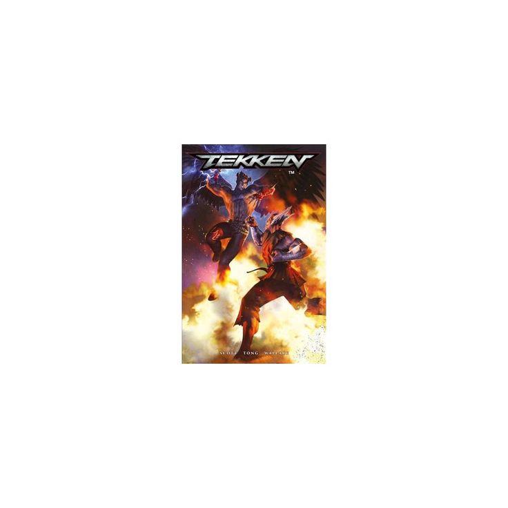 Tekken 1 (Paperback) (Cavan Scott)
