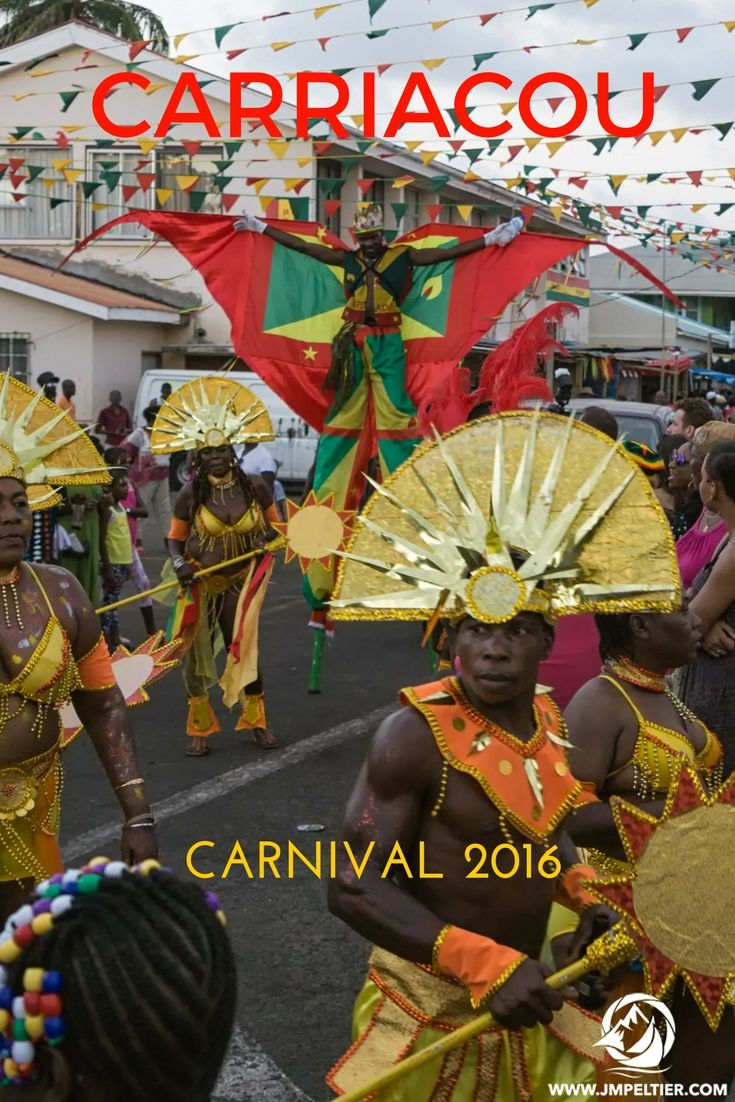 You haven't seen Carnival until you've seen the Shakespeare Mas in Carriacou!
