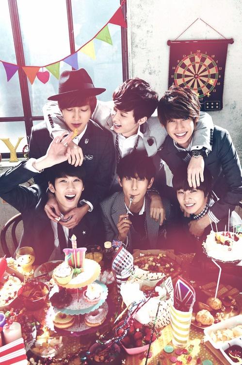 boyfriend kpop boyband