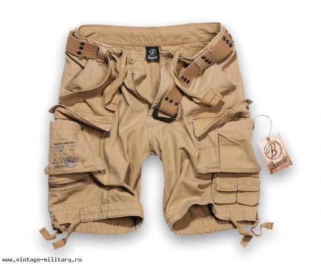 Купить шорты с карманами