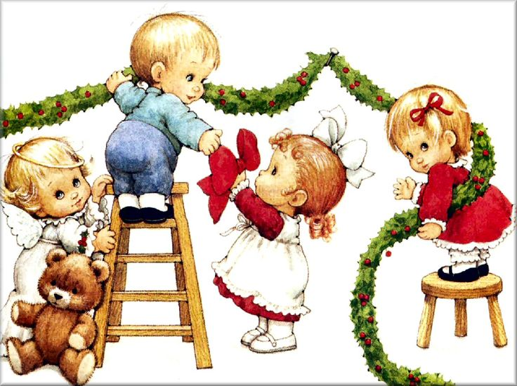 Christmas Is Coming ~ Ruth Morehead
