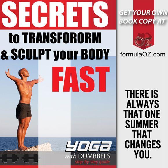 Get Free T-Yoga Book - FormulaOZ - Natural Bodybuilding Diet