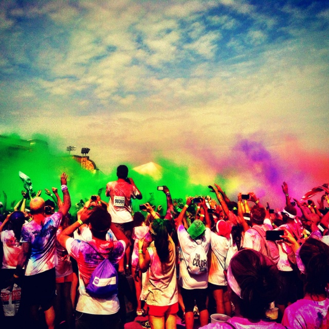 Run or Dye 5k. Really want to do this. Who will come with me in June?