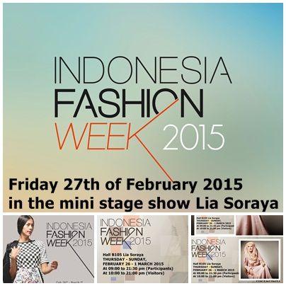 IFW 2015 Lia Soraya