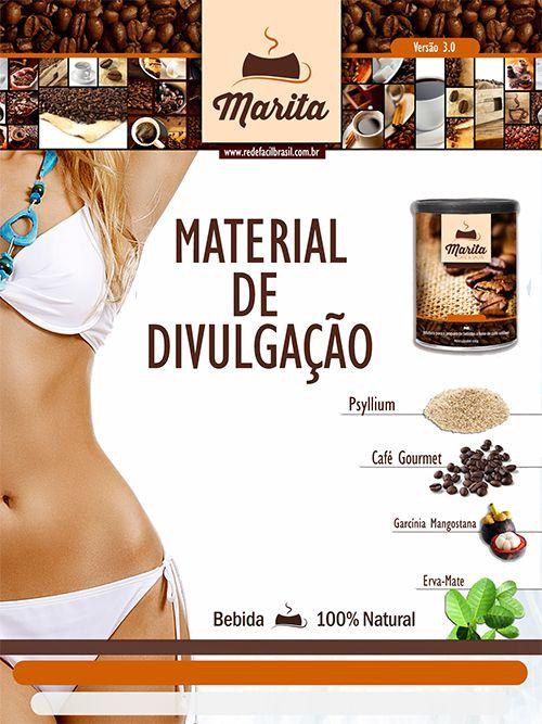 Material de Comunicação - Café Marita 3.0