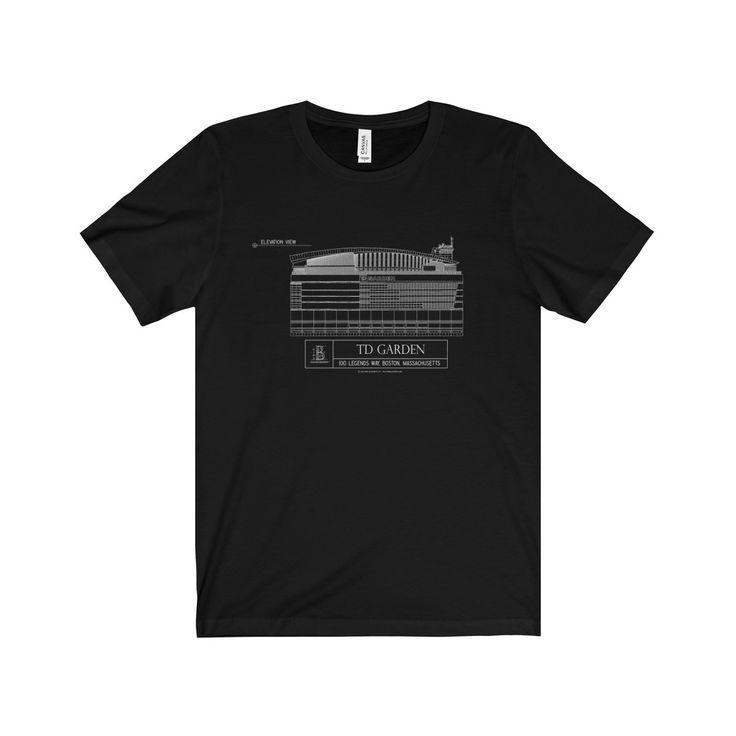 TD Garden Jersey Short Sleeve Tee