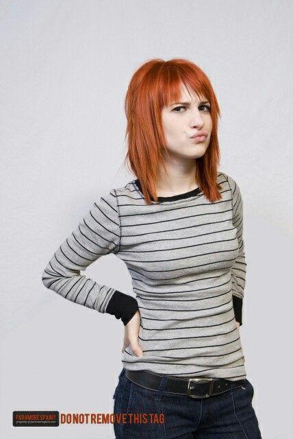 hayley williams hair 2008 - photo #9