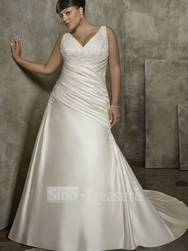 163 best plus size wedding dresses images on pinterest for Plus size spanx for wedding dress