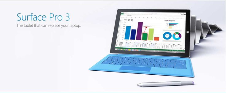 The official introduction of the Microsoft Surface Pro3  Of www.Artakam.com