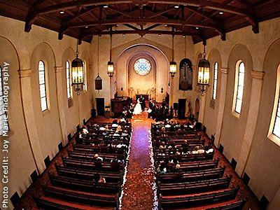 Unitarian Society Of Santa Barbara Weddings Church Wedding Location 93101