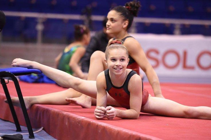 Ragan Smith and Laurie Hernandez, definitely two of my favorites for Rio!