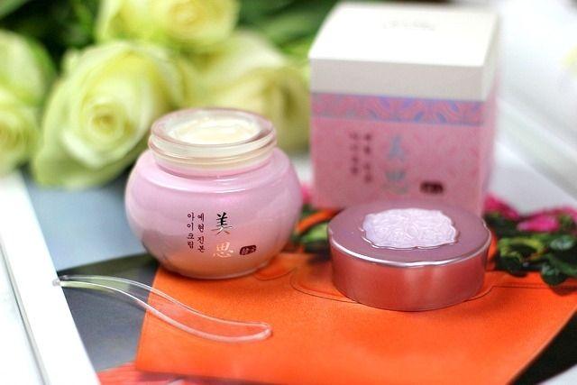 Missha Ye Hyeon Jin-Bon Eye Cream   Remek Koreai Szemránckrém : *Oh My Brush*   Beauty Makeup Blog