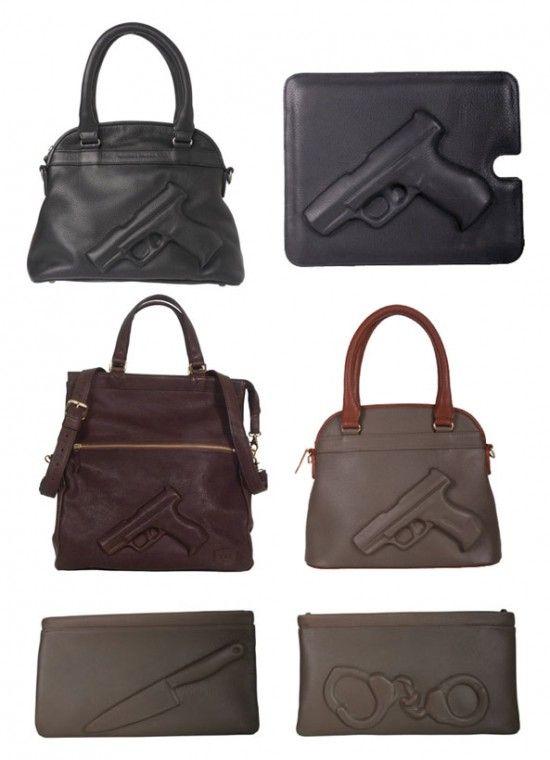 Vlieger & Vandam Bags