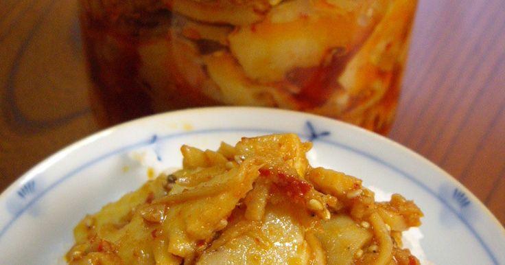 香味野菜と唐辛子を胡麻油でじっくり揚げたラー油で作る、辛うまメンマ。 ごはんにのせて・・・おかわり~!笑