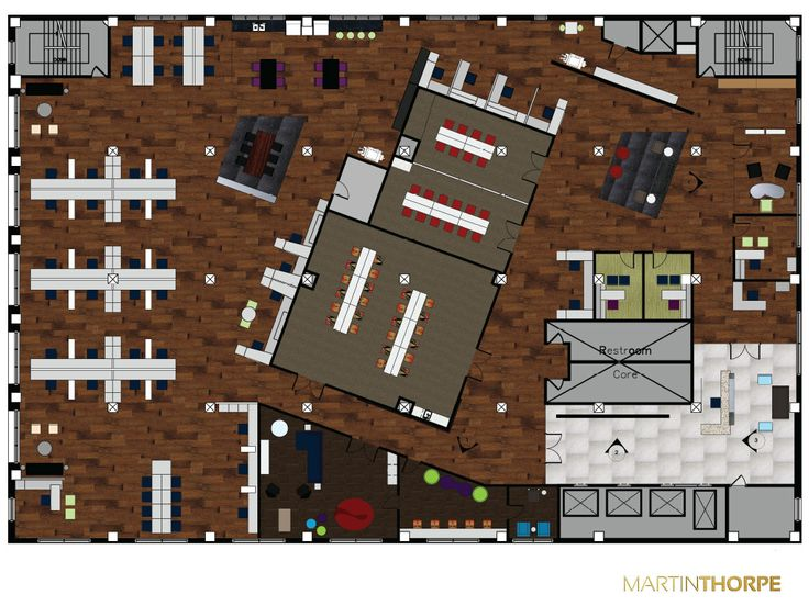Born This Way Foundation Floor Plan 2011