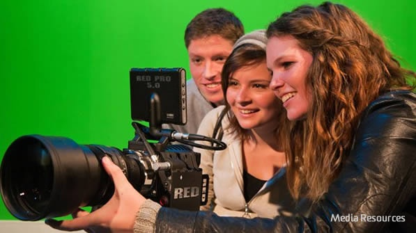 media resources include red epic cameras