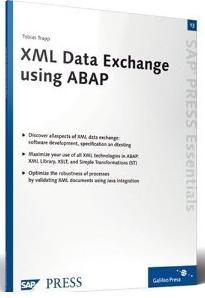 XML Data Exchange Using ABAP