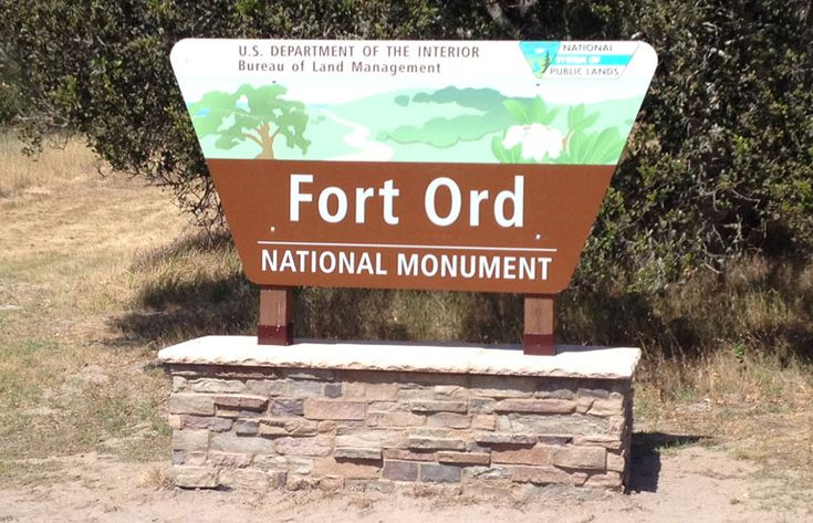 Fort Ord National Monument at East Garrison community.