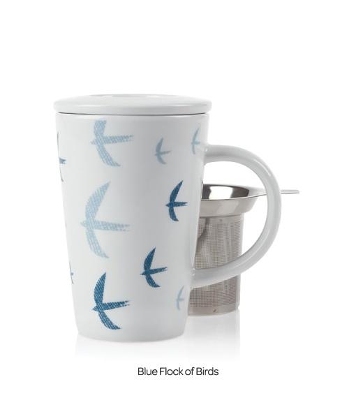 Davids Tea Mug, that changes color when warmed up would love!