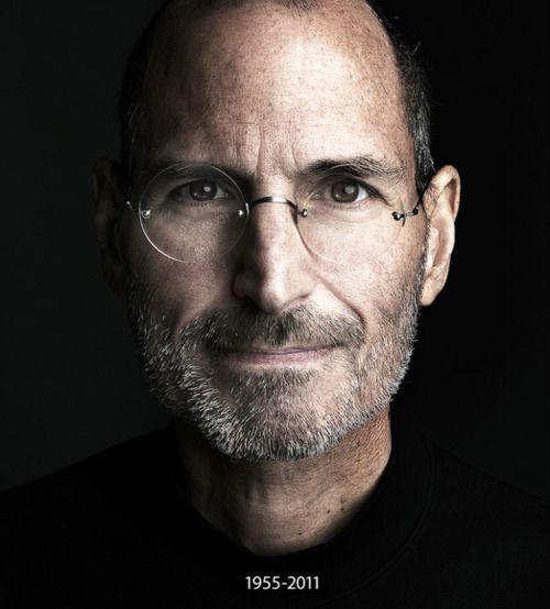 Steve Jobs.  Photographer: Macro Grob