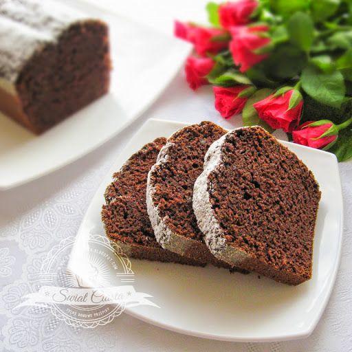 Murzynek z powidłami | Świat Ciasta