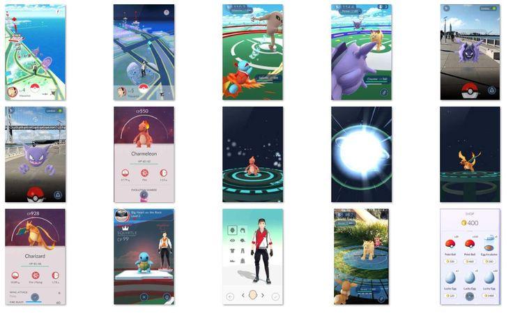 #Ocio #juego #pokémon_go Así funciona Pokémon Go, el juego de Realidad Aumentada que nos lleva a las calles