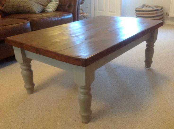 Victorian style chunky coffee table by FletcherAndMils on Etsy https://www.etsy.com/uk/listing/482755901/victorian-style-chunky-coffee-table