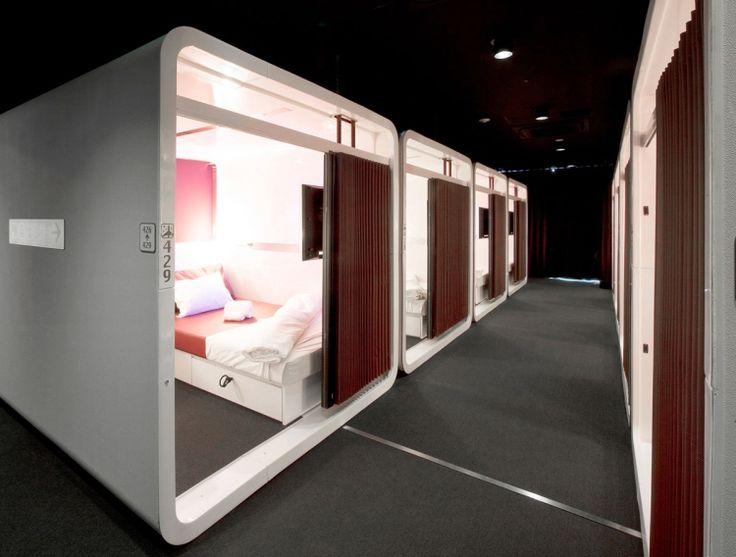 【東京】カプセルホテルなのに素敵すぎる!女性専用フロアもある都内のカプセルホテル11選 - トラベルブック