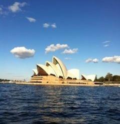 Opera House, Sydney, NSW, Australia