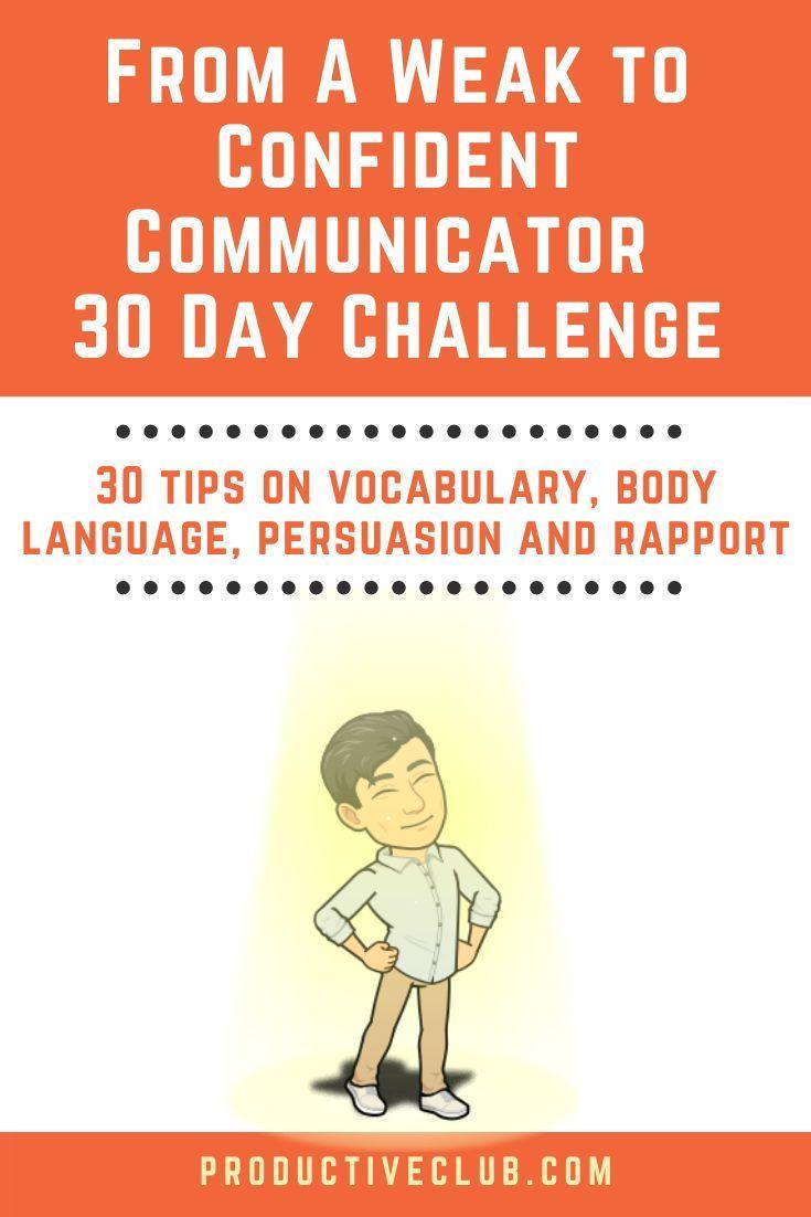 Affirmations To Improve Communication Skills