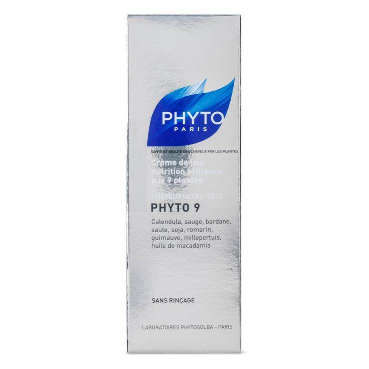 Phyto Paris Phyto 9 Creme de jour Nutrition Brilliance - 1.7 oz