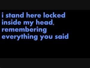 Staind... fav song