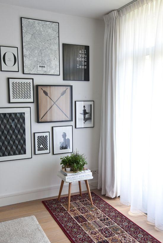 Wand decoratie