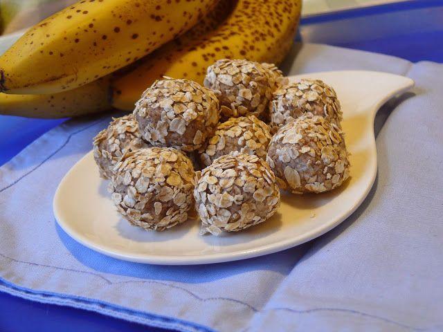Vöröskaktusz diétázik: Zabos banángolyók