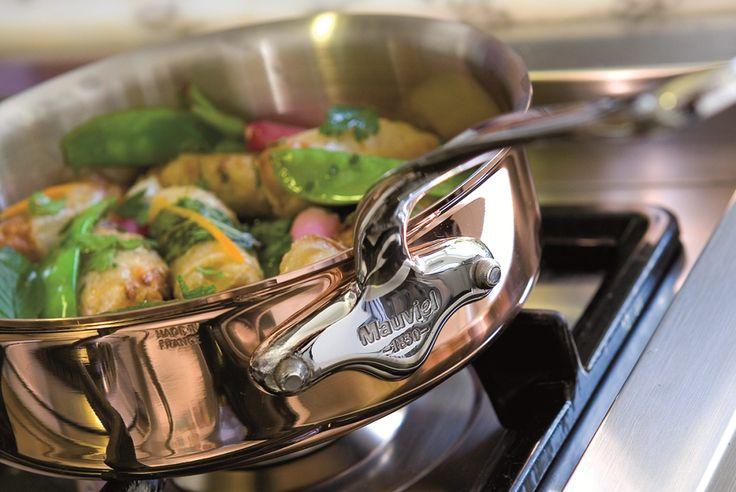 For the cook who values efficiency in the kitchen, copper is king. Here's how to choose the right pot and pan for your needs.