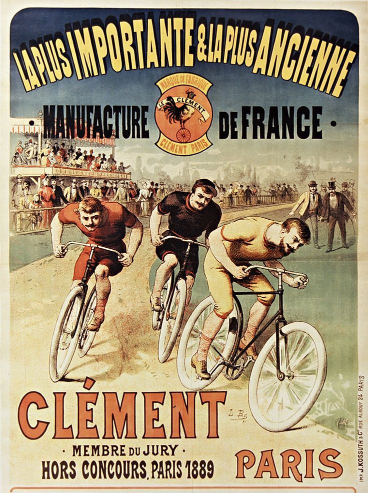 Clement bicycles