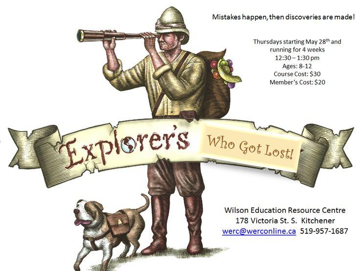 #explorers #history #homeschool