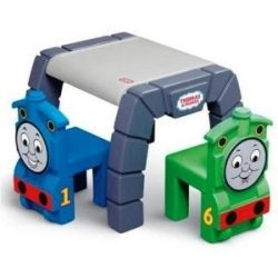 Do your kids love Thomas & Friends? Thomas the Tank Engine is one of the most endearing characters ever created for the little ones. Deck out your kids room in high style with these fun & practical room accessories. What kid wouldn't love a Thomas toy box or bed tent!
