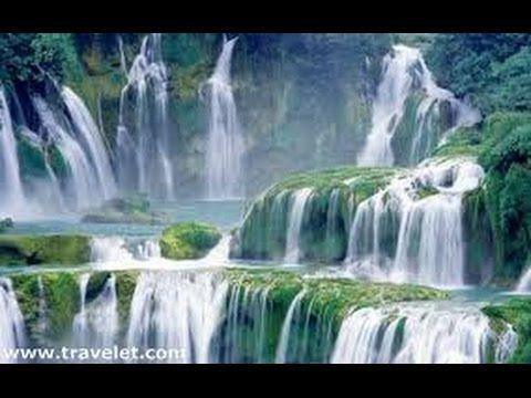 Online tourist guide, spot : Ban Gioc Waterfall-Vietnam