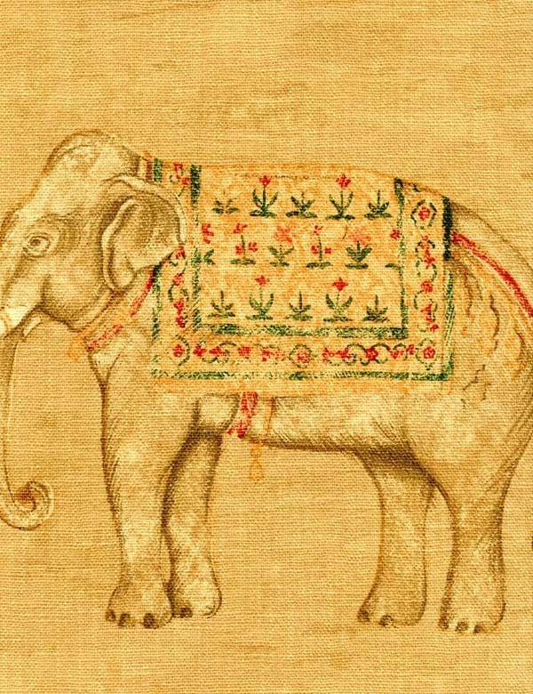 Jahangir Fabric
